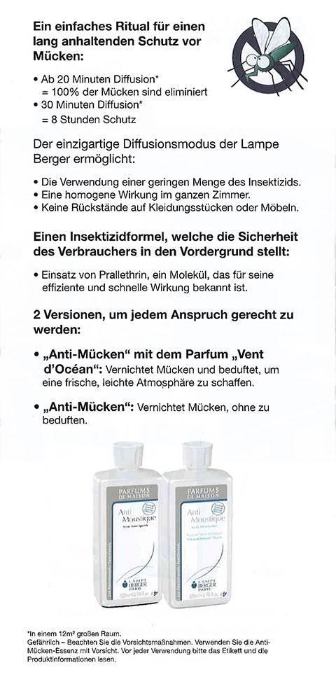 Anti-Mücken - Antimoskito